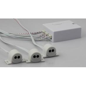 Sensor de puertas de armarios para tiras de led SM4