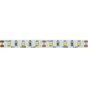 Tira de led 6W/m 12V color blanco Serie LINE