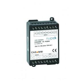 Controlador Bluetooth RGBW-CAS-4C CASAMBI