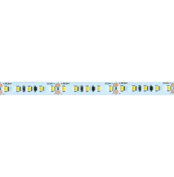 Tira de led 11W/m 24V color blanco Serie LL (120 led/m) - Conexíon hasta 20m sin caídas de tensión-