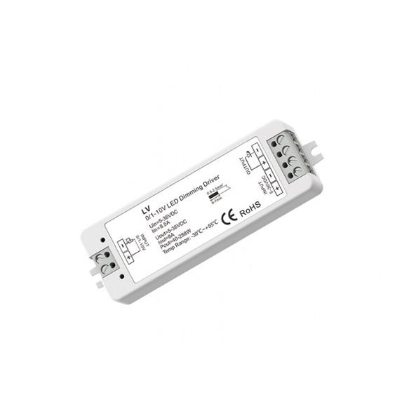 Controlador (pulsador /1-10V) SERIE LV